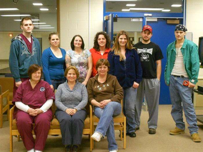 Student Advisory Council, 2012