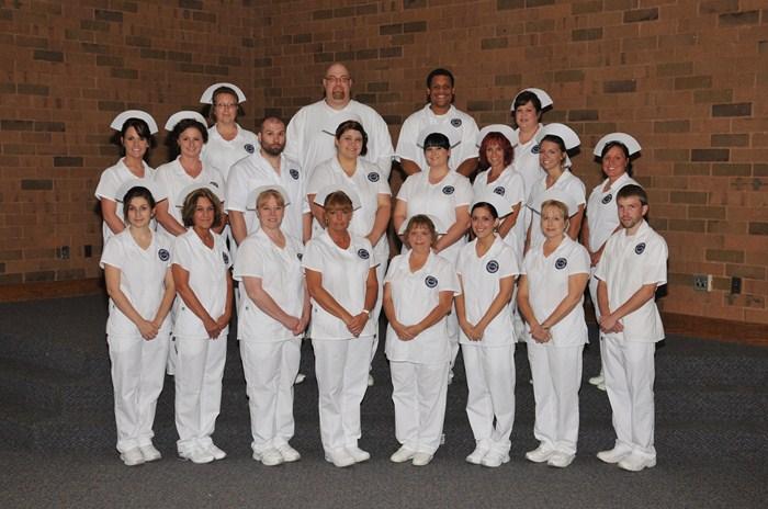 LPN Class of 2013