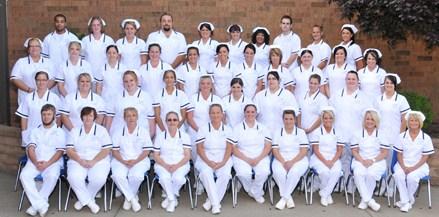 LPN Class of 2012