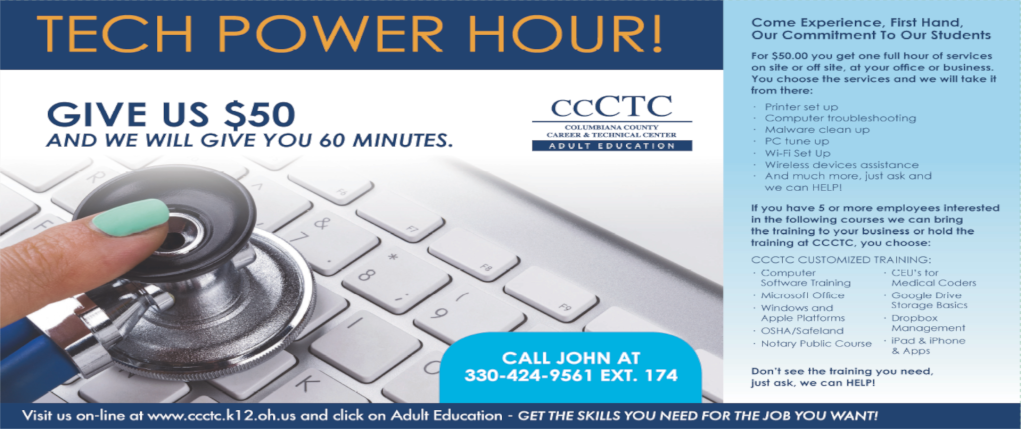 Tech Power Hour