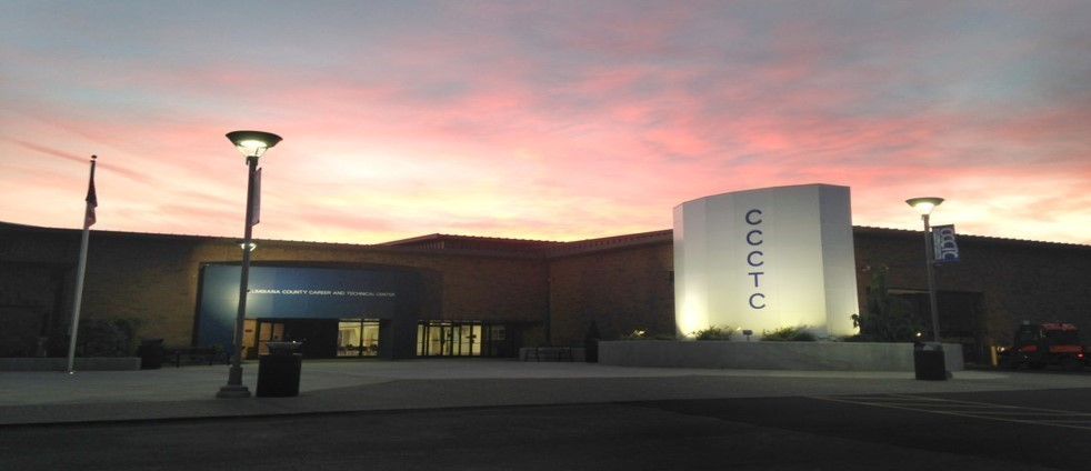 Sunset over CCCTC