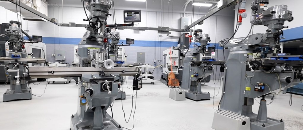 Precision Machining and Manufacturing lab