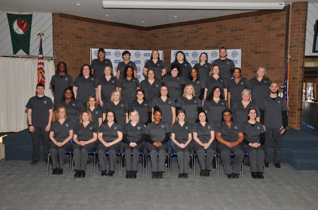 LPN-RN Nursing Class of 2021